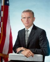 NASA Apollo 8 Astronaut - Frank Borman